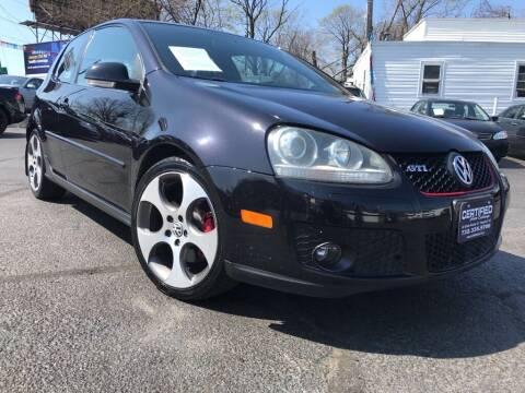 2008 Volkswagen GTI for sale at Certified Auto Exchange in Keyport NJ