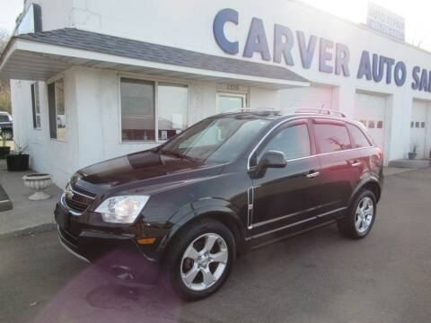 2013 Chevrolet Captiva Sport for sale at Carver Auto Sales in Saint Paul MN
