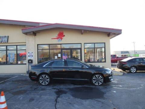 2017 Lincoln MKZ for sale at Cardinal Motors in Fairfield OH