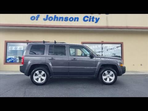 2017 Jeep Patriot for sale at PARKWAY AUTO SALES OF BRISTOL - PARKWAY AUTO JOHNSON CITY in Johnson City TN