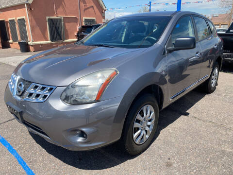 2014 Nissan Rogue Select for sale at Nations Auto Inc. II in Denver CO
