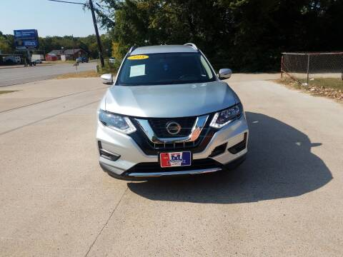 2018 Nissan Rogue for sale at MENDEZ AUTO SALES in Tyler TX