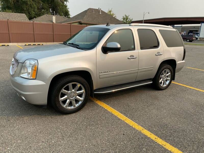 2010 GMC Yukon for sale at Quality Automotive Group Inc in Billings MT
