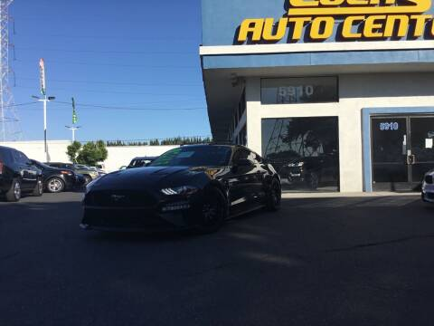 2018 Ford Mustang for sale at Lucas Auto Center in South Gate CA