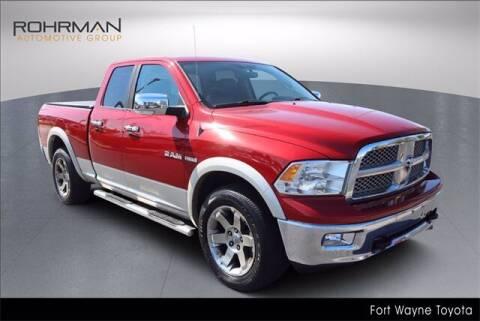 2009 Dodge Ram Pickup 1500 for sale at BOB ROHRMAN FORT WAYNE TOYOTA in Fort Wayne IN
