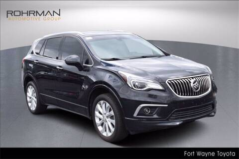 2016 Buick Envision for sale at BOB ROHRMAN FORT WAYNE TOYOTA in Fort Wayne IN