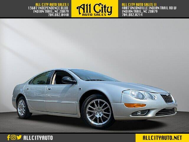 2002 Chrysler 300M for sale at All City Auto Sales in Indian Trail NC