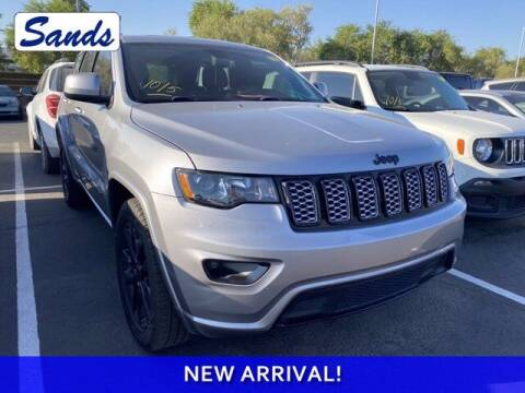 2017 Jeep Grand Cherokee for sale at Sands Chevrolet in Surprise AZ