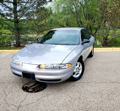 1998 Oldsmobile Intrigue for sale at Excalibur Auto Sales in Palatine IL