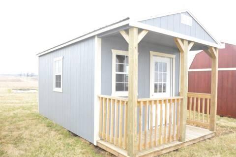 Cabin 10x20 for sale at Brett's Automotive in Kahoka MO