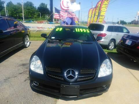 2009 Mercedes-Benz SLK for sale at AUTOPLEX 528 LLC in Huntsville AL