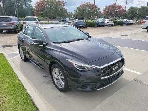 2018 Infiniti QX30 for sale at JOE BULLARD USED CARS in Mobile AL