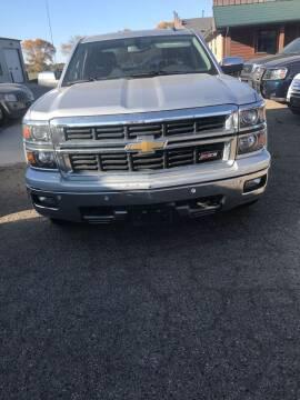 2014 Chevrolet Silverado 1500 for sale at El Rancho Auto Sales in Marshall MN