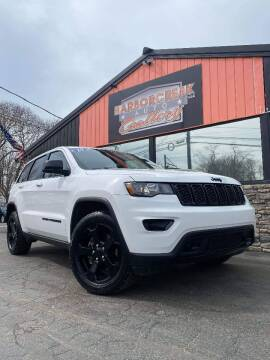 2018 Jeep Grand Cherokee for sale at Harborcreek Auto Gallery in Harborcreek PA