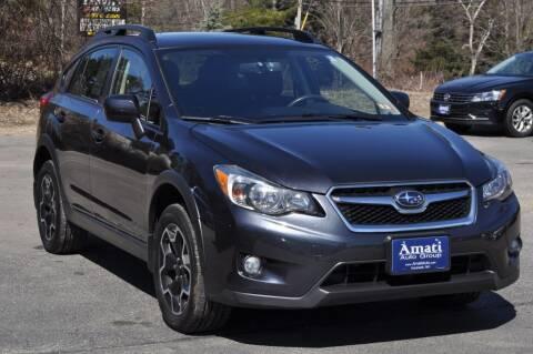 2014 Subaru XV Crosstrek for sale at Amati Auto Group in Hooksett NH