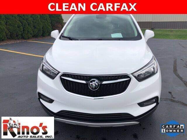 2017 Buick Encore for sale at Rino's Auto Sales in Celina OH