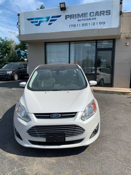 2013 Ford C-MAX Hybrid for sale at Prime Cars Auto Sales in Saugus MA