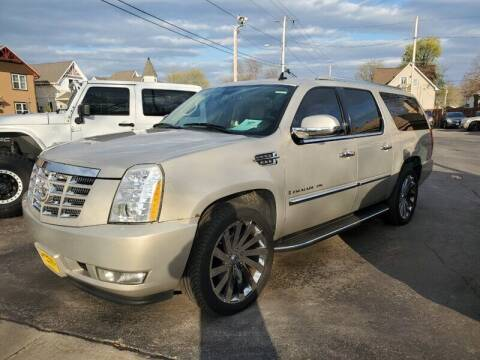 2008 Cadillac Escalade ESV for sale at AFFORDABLE AUTO, LLC in Green Bay WI