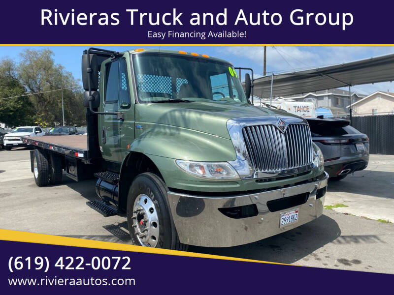 2009 International 4300 for sale at Rivieras Truck and Auto Group in Chula Vista CA