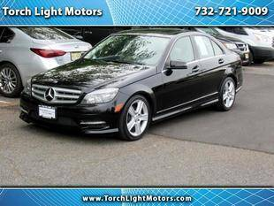 2011 Mercedes-Benz C-Class for sale at Torch Light Motors in Parlin NJ
