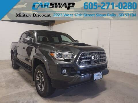 2017 Toyota Tacoma for sale at CarSwap in Sioux Falls SD