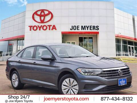 2019 Volkswagen Jetta for sale at Joe Myers Toyota PreOwned in Houston TX