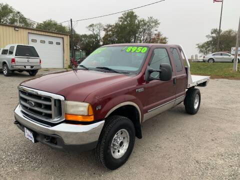 2000 Ford F-250 Super Duty for sale at Schrier Auto Body & Restoration in Cumberland IA
