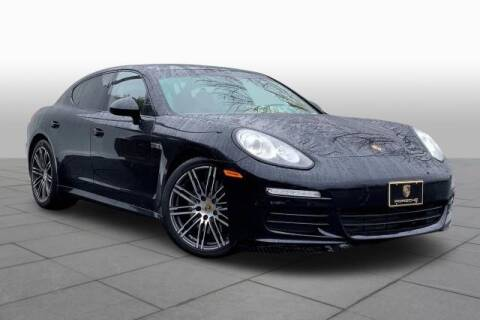 2016 Porsche Panamera for sale at CU Carfinders in Norcross GA
