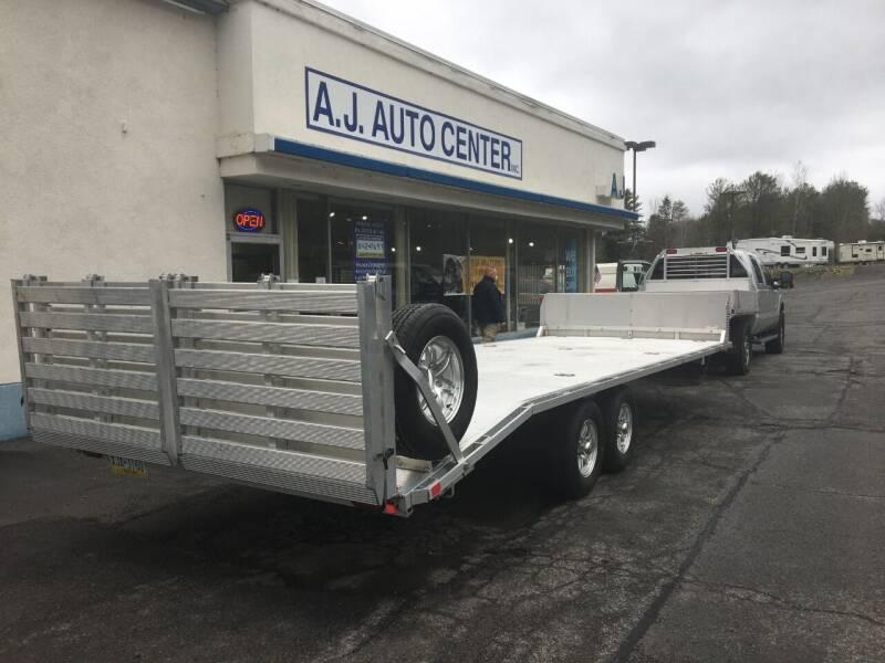 2016 Aluma 24 FT for sale at AJ AUTO CENTER in Covington PA