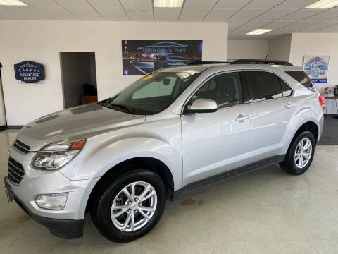 2017 Chevrolet Equinox for sale at Used Car Outlet in Bloomington IL