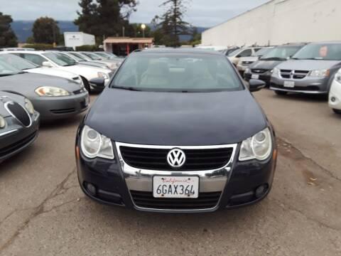 2009 Volkswagen Eos for sale at Goleta Motors in Goleta CA