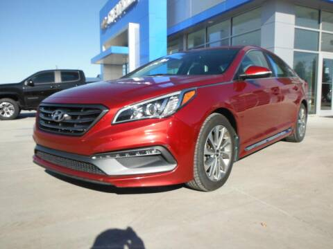 2016 Hyundai Sonata for sale at Tripe Motor Company in Alma NE