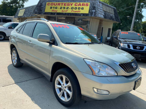 2009 Lexus RX 350 for sale at Courtesy Cars in Independence MO