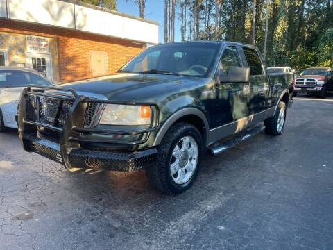 2006 Ford F-150 for sale at Magic Motors Inc. in Snellville GA