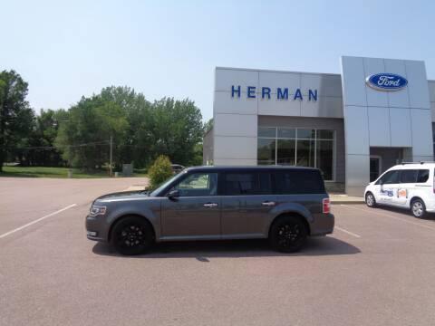 2016 Ford Flex for sale at Herman Motors in Luverne MN