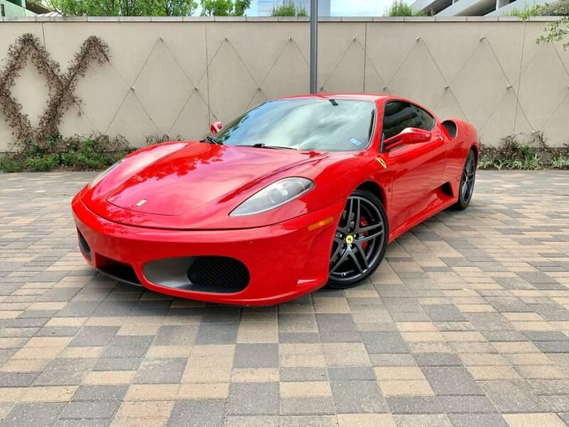 2006 Ferrari F430 for sale at ROGERS MOTORCARS in Houston TX