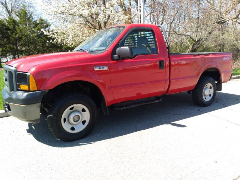 2006 Ford F-250 Super Duty for sale at Jan Auto Sales LLC in Parsippany NJ