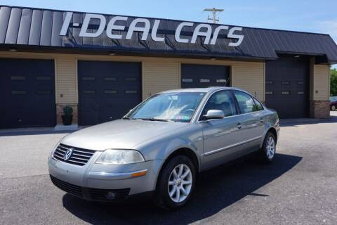 2004 Volkswagen Passat for sale at I-Deal Cars in Harrisburg PA