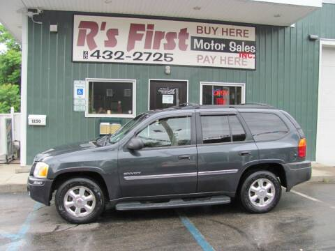 2006 GMC Envoy for sale at R's First Motor Sales Inc in Cambridge OH