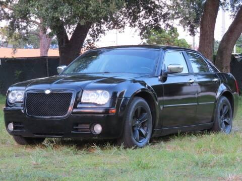2007 Chrysler 300 for sale at DK Auto Sales in Hollywood FL