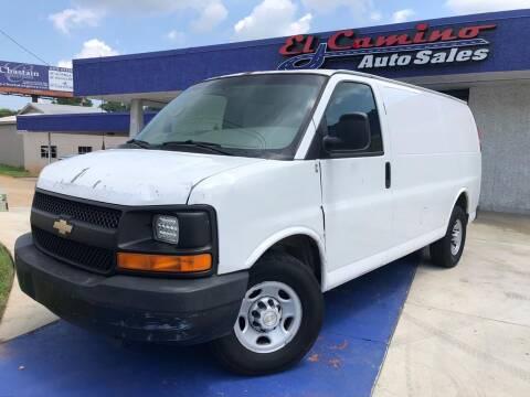 2007 Chevrolet Express Cargo for sale at El Camino Auto Sales in Gainesville GA