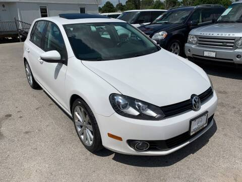 2012 Volkswagen Golf for sale at KAYALAR MOTORS in Houston TX