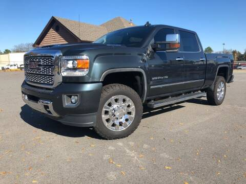 2018 GMC Sierra 2500HD for sale at Callahan Motor Co. in Benton AR