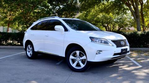 2015 Lexus RX 350 for sale at Legacy Autos in Dallas TX