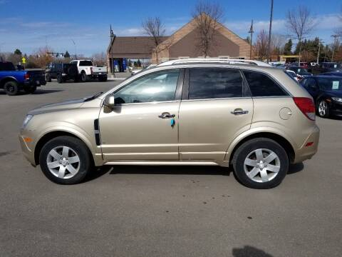 2008 Saturn Vue for sale at ROSSTEN AUTO SALES in Grand Forks ND