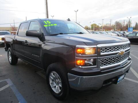 2015 Chevrolet Silverado 1500 for sale at Choice Auto & Truck in Sacramento CA