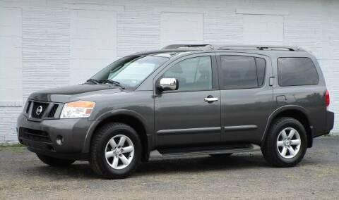 2011 Nissan Armada for sale at Kohmann Motors & Mowers in Minerva OH