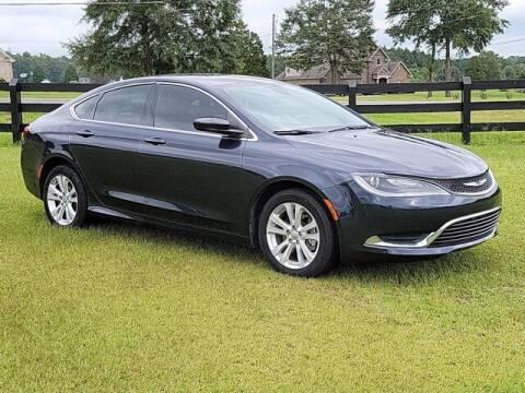 2017 Chrysler 200 for sale at Bratton Automotive Inc in Phenix City AL