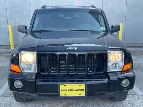 2008 Jeep Commander for sale at Delta Auto Alliance in Houston TX