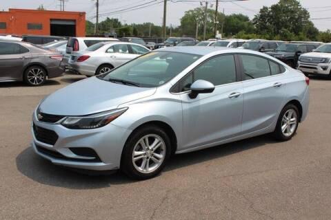 2017 Chevrolet Cruze for sale at Road Runner Auto Sales WAYNE in Wayne MI